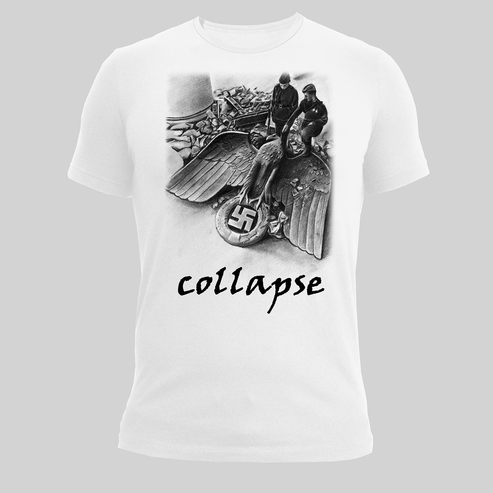 Playera Collapse Marevnyk