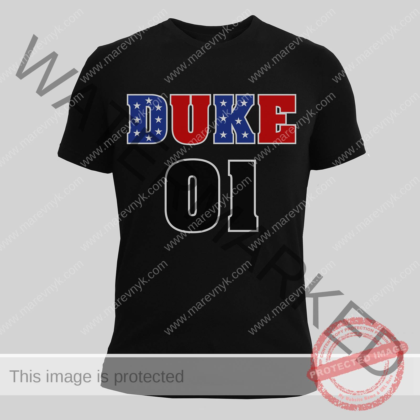 Tshirt Marëvnyk Duke 01
