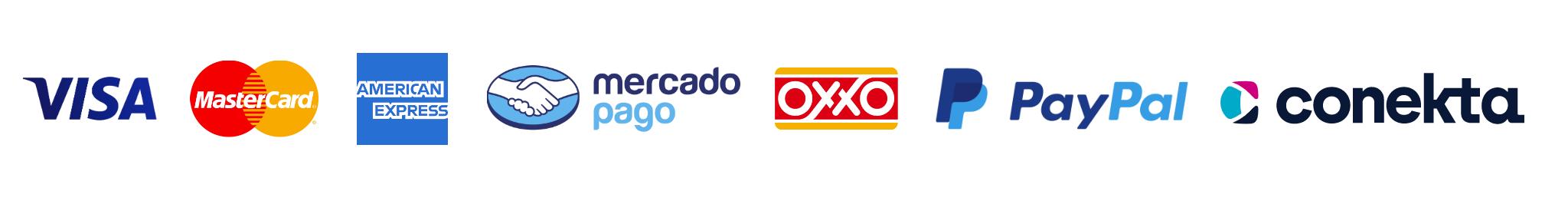 pagos-mastercard-visa-paypal-conekta