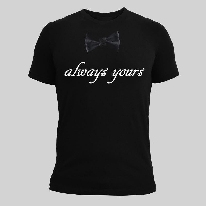 Tshirt Marëvnyk Always yours